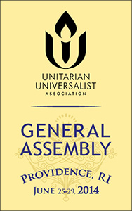 Unitarian Universalist Association 2014 General Assembly Logo